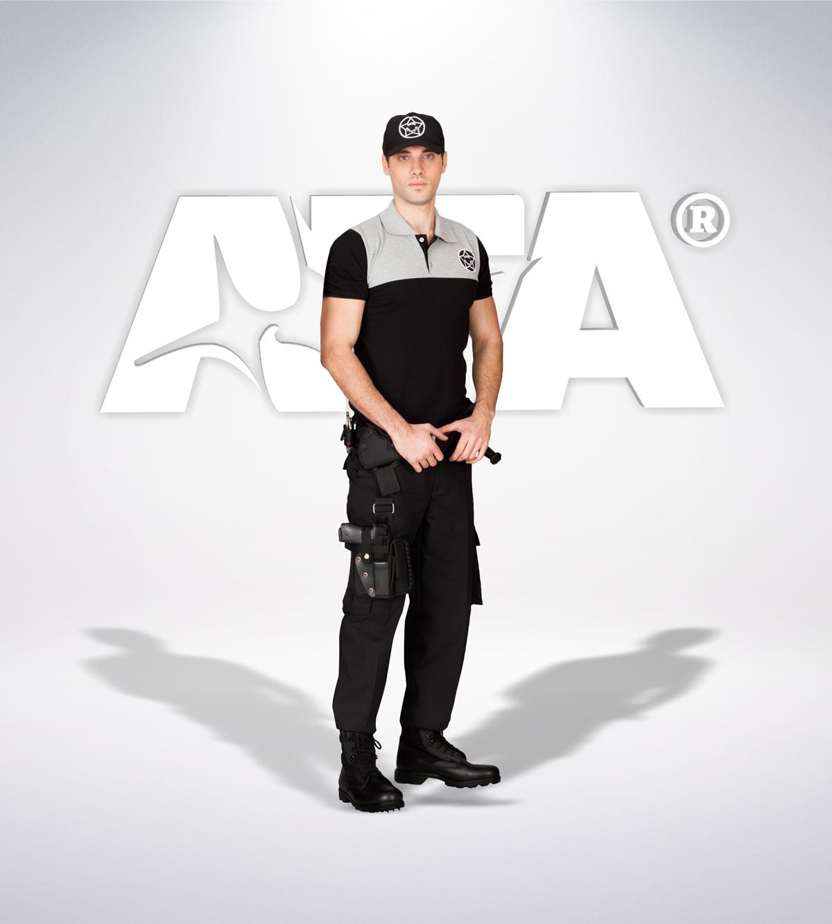 ATA 103 - ribstop kumaş pantolon - t-shirt - aksesuar - güvenlik elbiseleri | güvenlik üniformaları | güvenlik kıyafetleri