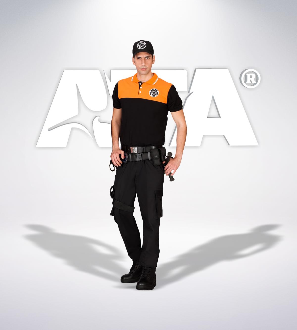 ATA 104 - ribstop kumaş pantolon - t-shirt - aksesuar - güvenlik elbiseleri | güvenlik üniformaları | güvenlik kıyafetleri