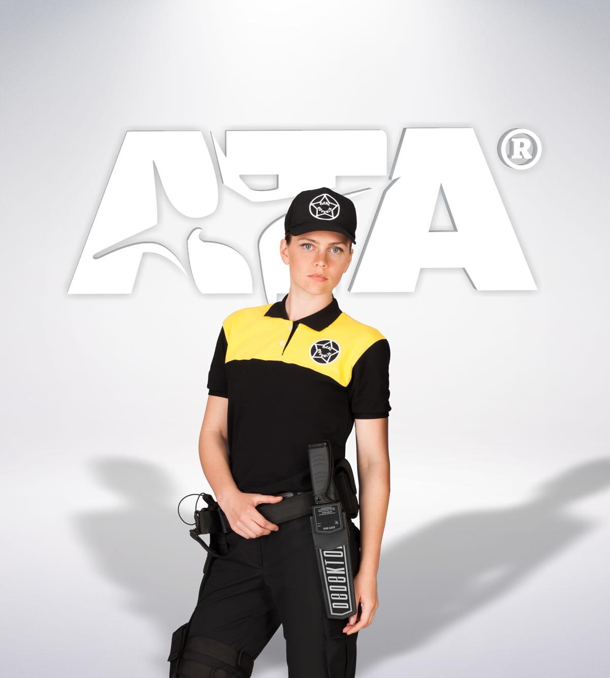 ATA 105 - ribstop kumaş pantolon - t-shirt - aksesuar - güvenlik elbiseleri | güvenlik üniformaları | güvenlik kıyafetleri