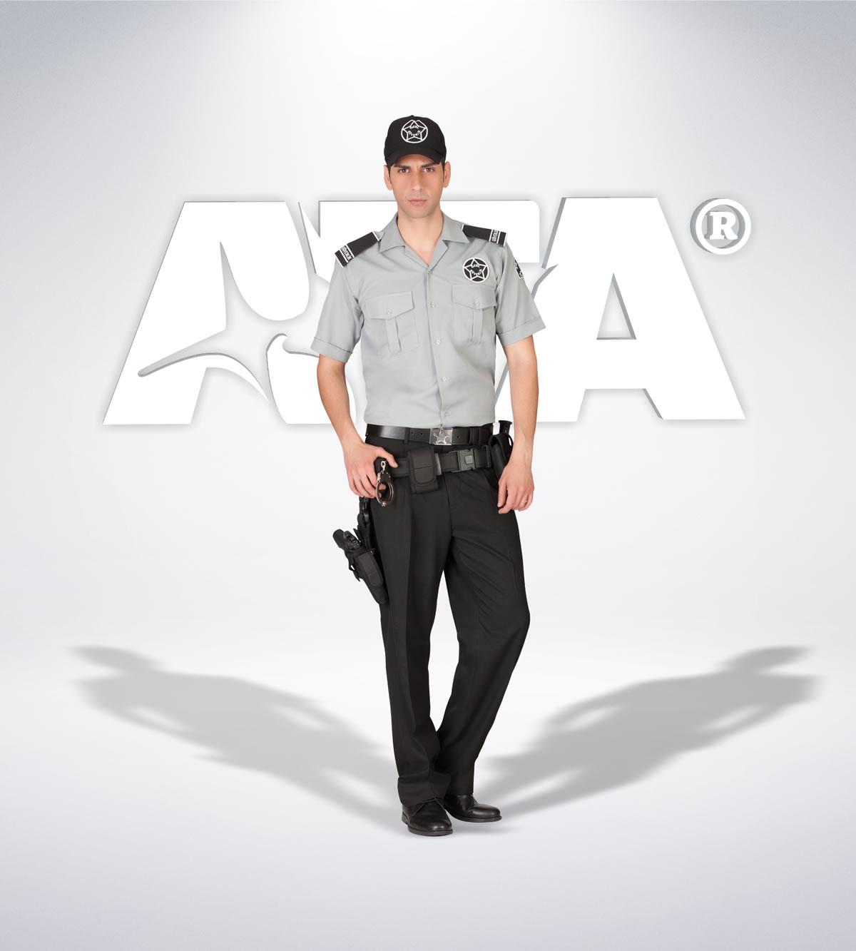ATA 113 - Pantolon yazlık - gömlek yazlık-kışlık - aksesuar - güvenlik elbiseleri | güvenlik üniformaları | güvenlik kıyafetleri