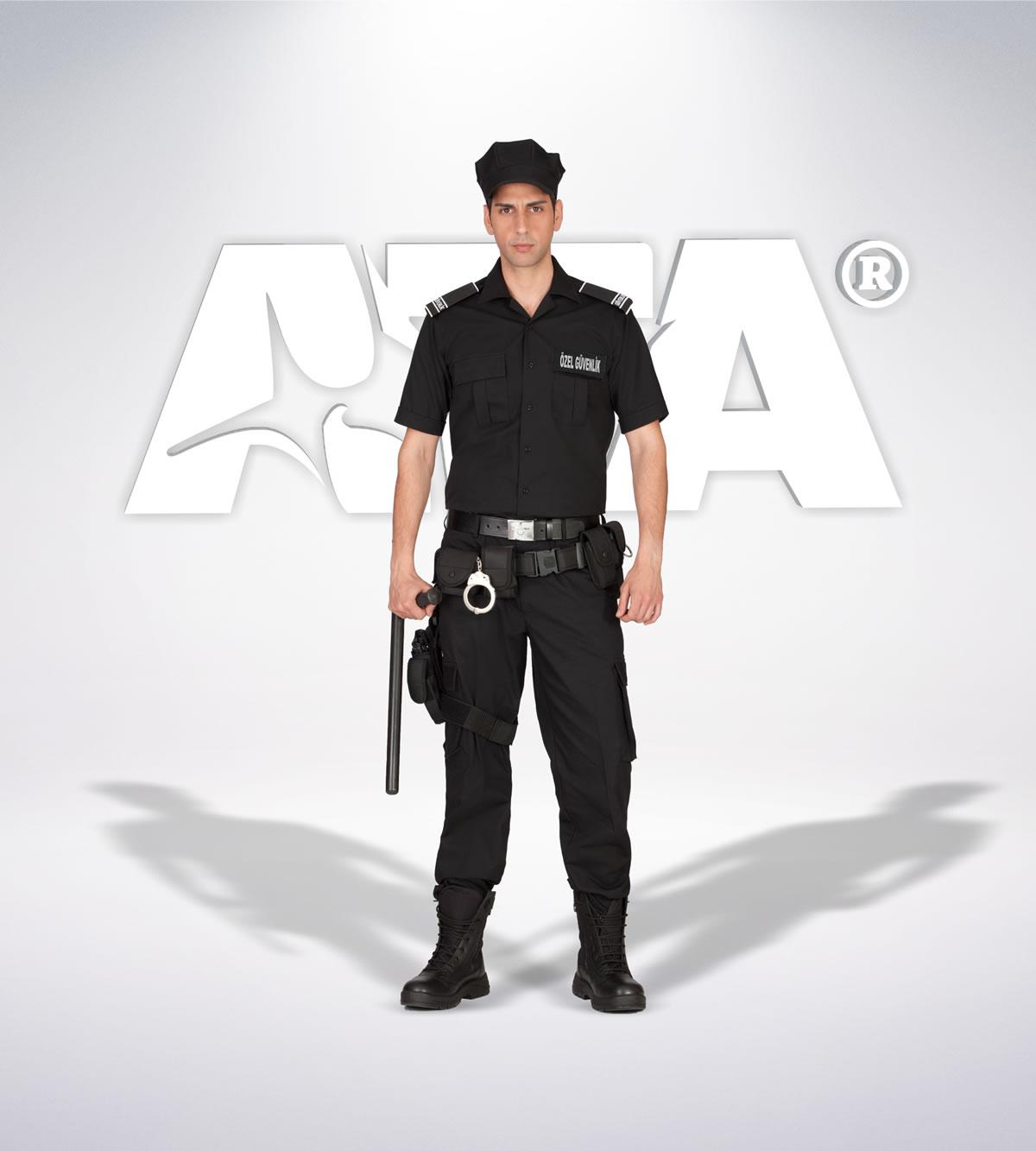 ATA 118 -  Ribstop kumaş pantolon -  ribstop gömlek -kışlık - aksesuar - güvenlik elbiseleri | güvenlik üniformaları | güvenlik kıyafetleri