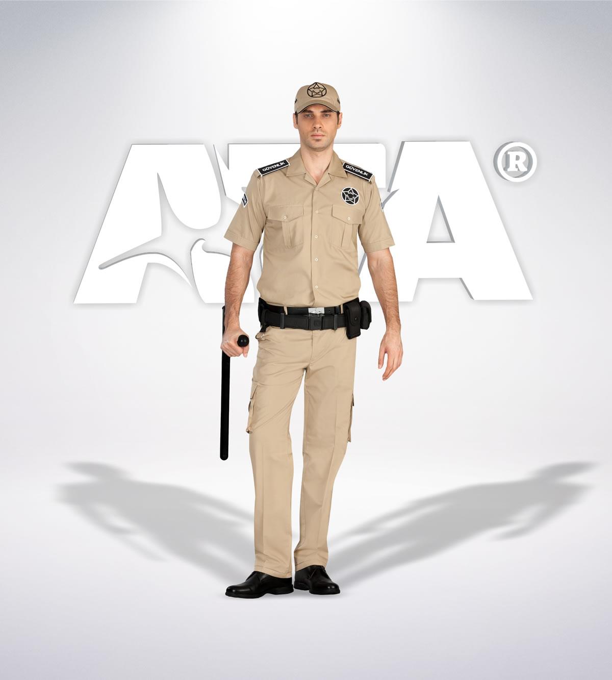 ATA 120 - Pantolon yazlık - gömlek yazlık-kışlık - aksesuar - güvenlik elbiseleri | güvenlik üniformaları | güvenlik kıyafetleri
