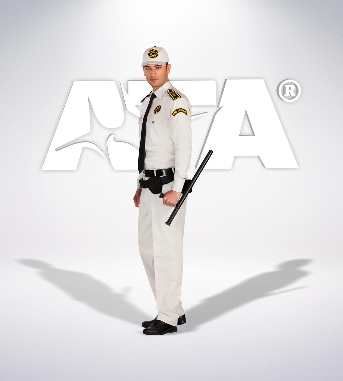 ATA 122 - Pantolon yazlık - gömlek yazlık-kışlık - aksesuar - güvenlik elbiseleri   güvenlik üniformaları   güvenlik kıyafetleri