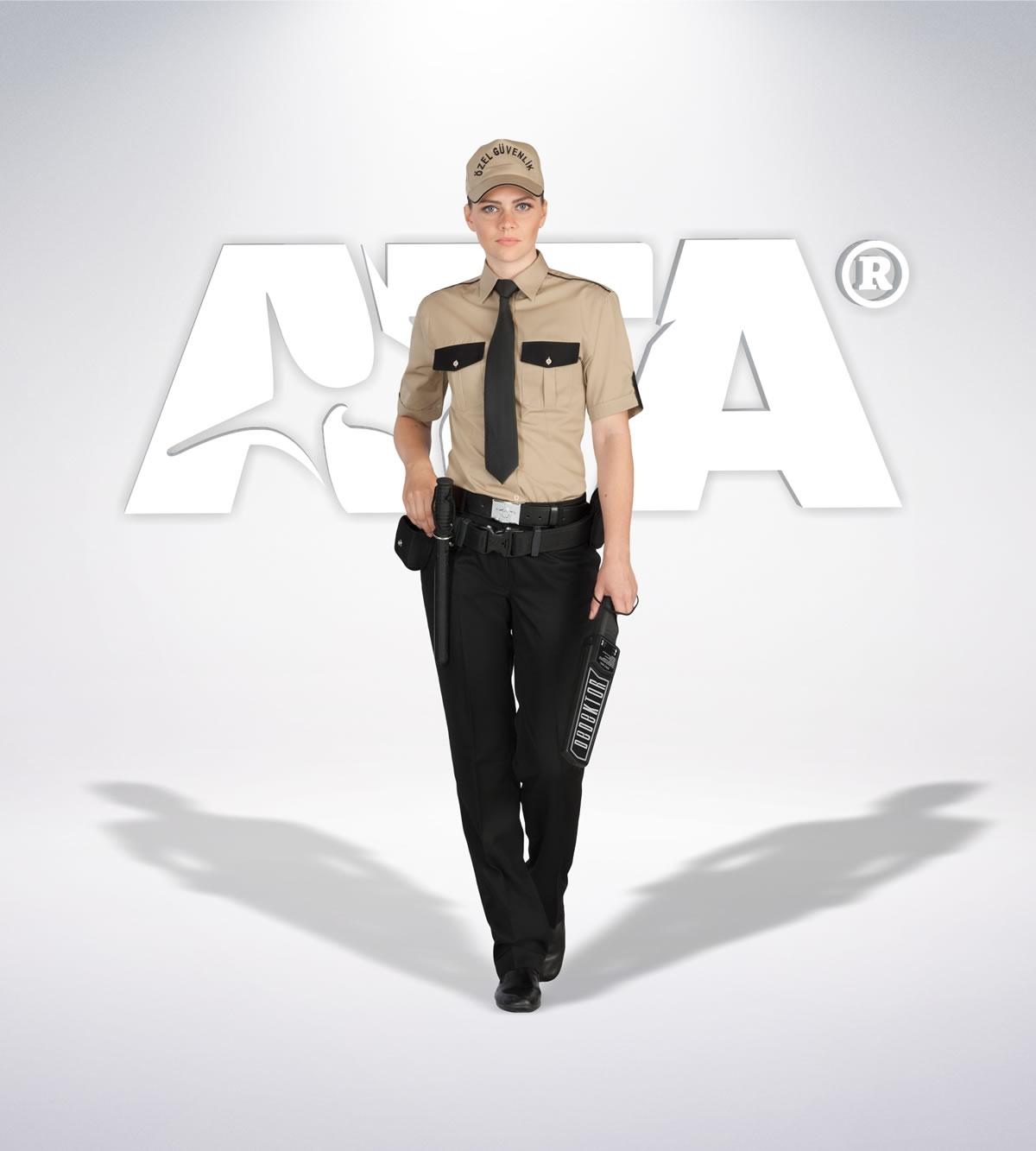 ATA 127 - Pantolon yazlık - gömlek yazlık-kışlık - aksesuar - güvenlik elbiseleri | güvenlik üniformaları | güvenlik kıyafetleri