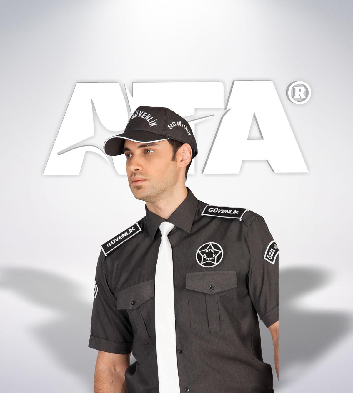 ATA 133 - Gömlek yazlık kışlık - aksesuar - güvenlik elbiseleri | güvenlik üniformaları | güvenlik kıyafetleri