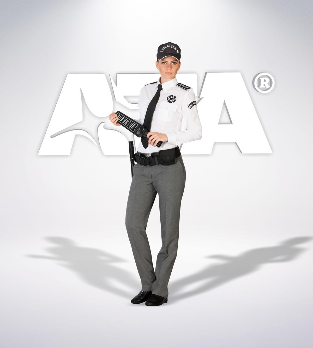 ATA 134 - Pantolon kışlık - gömlek yazlık-kışlık - aksesuar - güvenlik elbiseleri | güvenlik üniformaları | güvenlik kıyafetleri