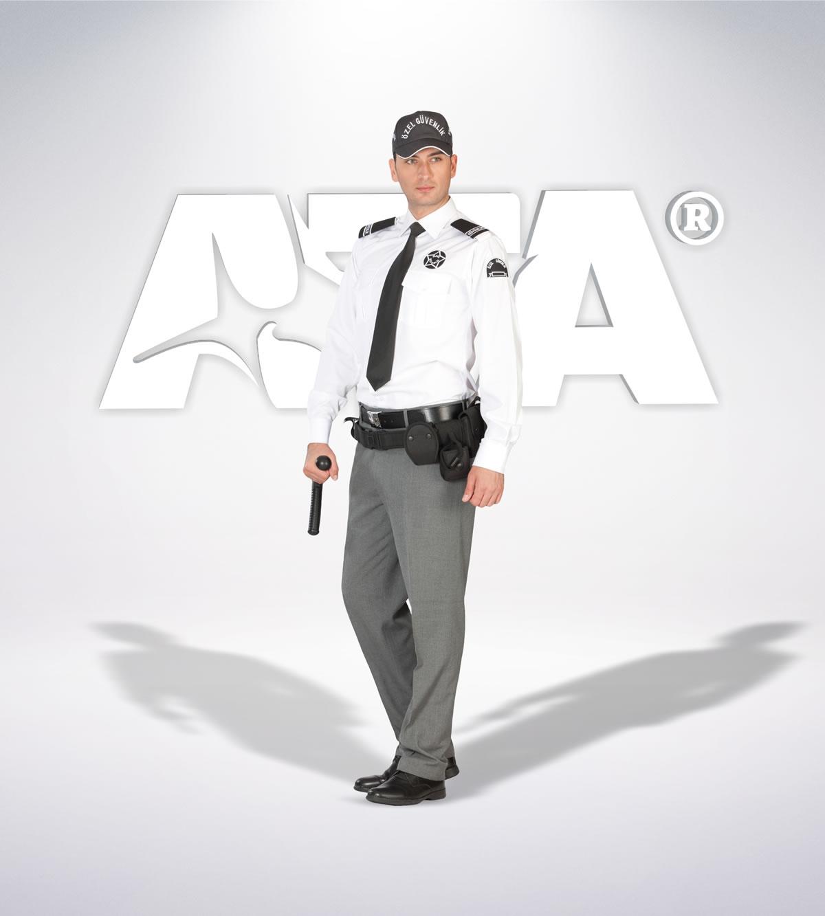 ATA 135 - Pantolon kışlık - gömlek yazlık-kışlık - aksesuar - güvenlik elbiseleri | güvenlik üniformaları | güvenlik kıyafetleri