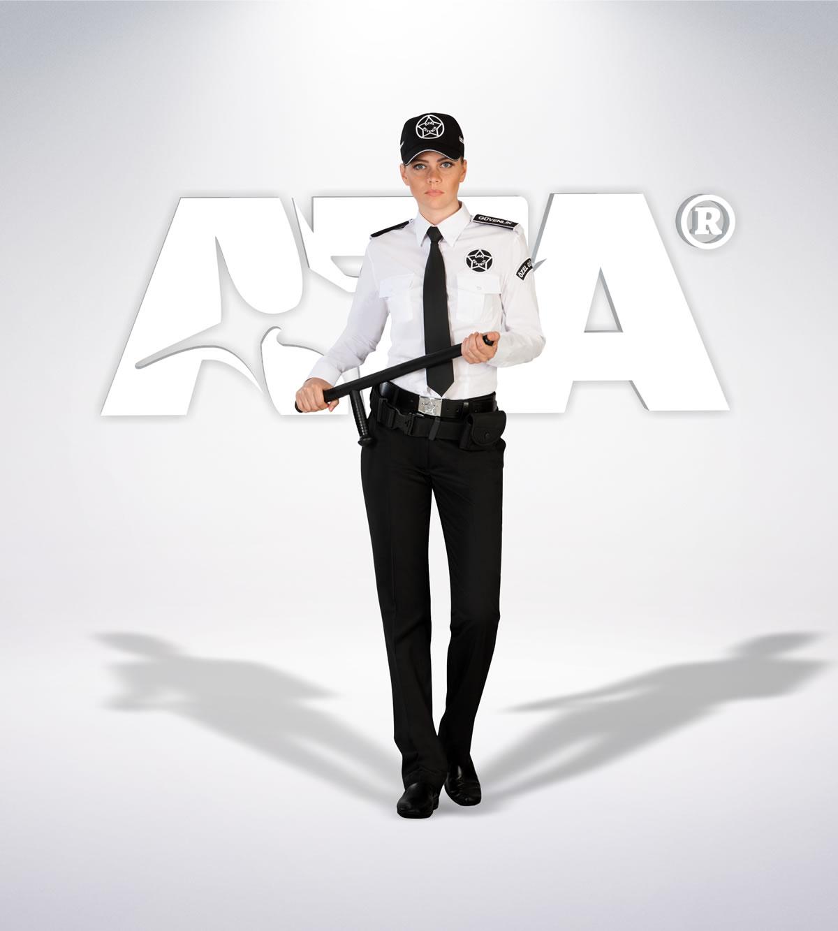 ATA 136 - Pantolon kışlık - gömlek yazlık-kışlık - aksesuar - güvenlik elbiseleri | güvenlik üniformaları | güvenlik kıyafetleri