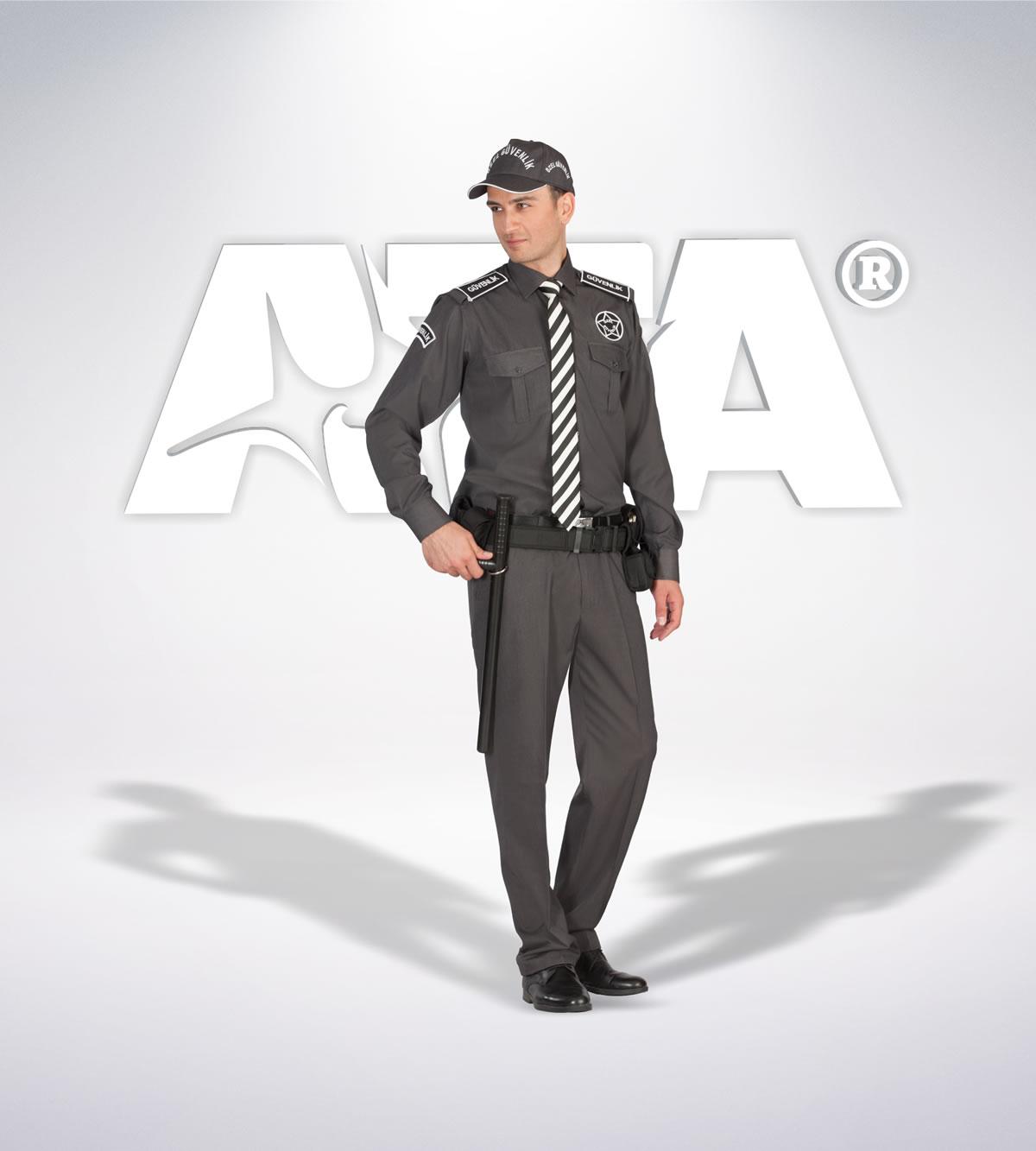 ATA 137 - Pantolon kışlık - gömlek yazlık-kışlık - aksesuar - güvenlik elbiseleri | güvenlik üniformaları | güvenlik kıyafetleri