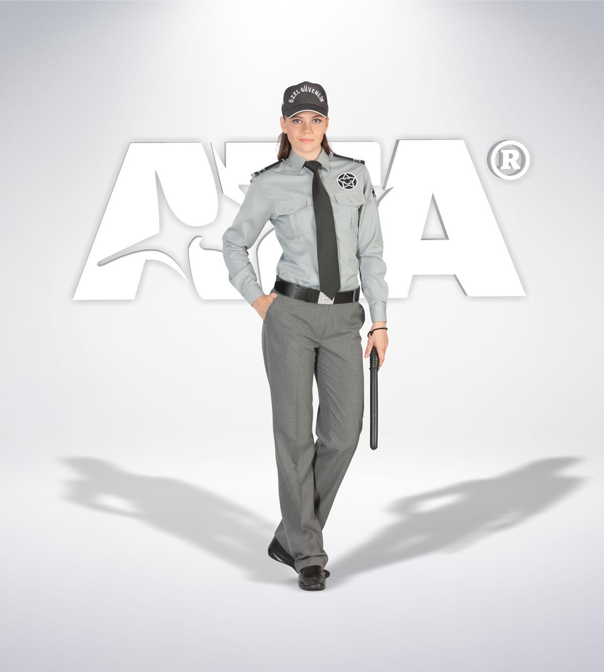 ATA 142 - Pantolon kışlık - gömlek yazlık-kışlık - aksesuar - güvenlik elbiseleri | güvenlik üniformaları | güvenlik kıyafetleri