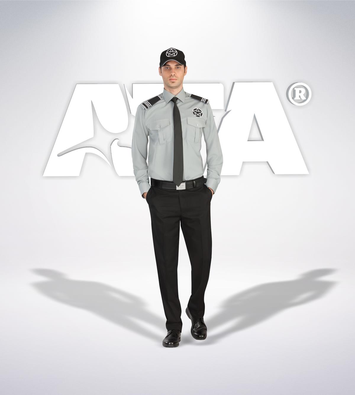 ATA 143 - Pantolon kışlık - gömlek yazlık-kışlık - aksesuar - güvenlik elbiseleri | güvenlik üniformaları | güvenlik kıyafetleri