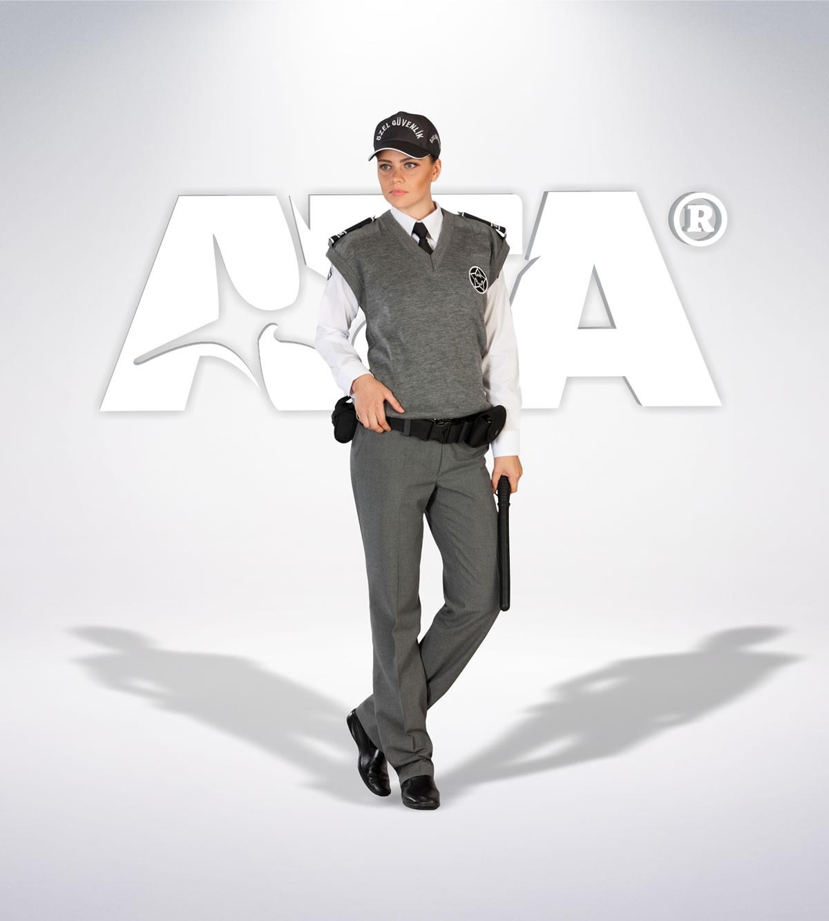 ATA 148 - Ribstop kumaş pantolon - ribstop gömlek - aksesuar - v yaka kazak - güvenlik elbiseleri | güvenlik üniformaları | güvenlik kıyafetleri