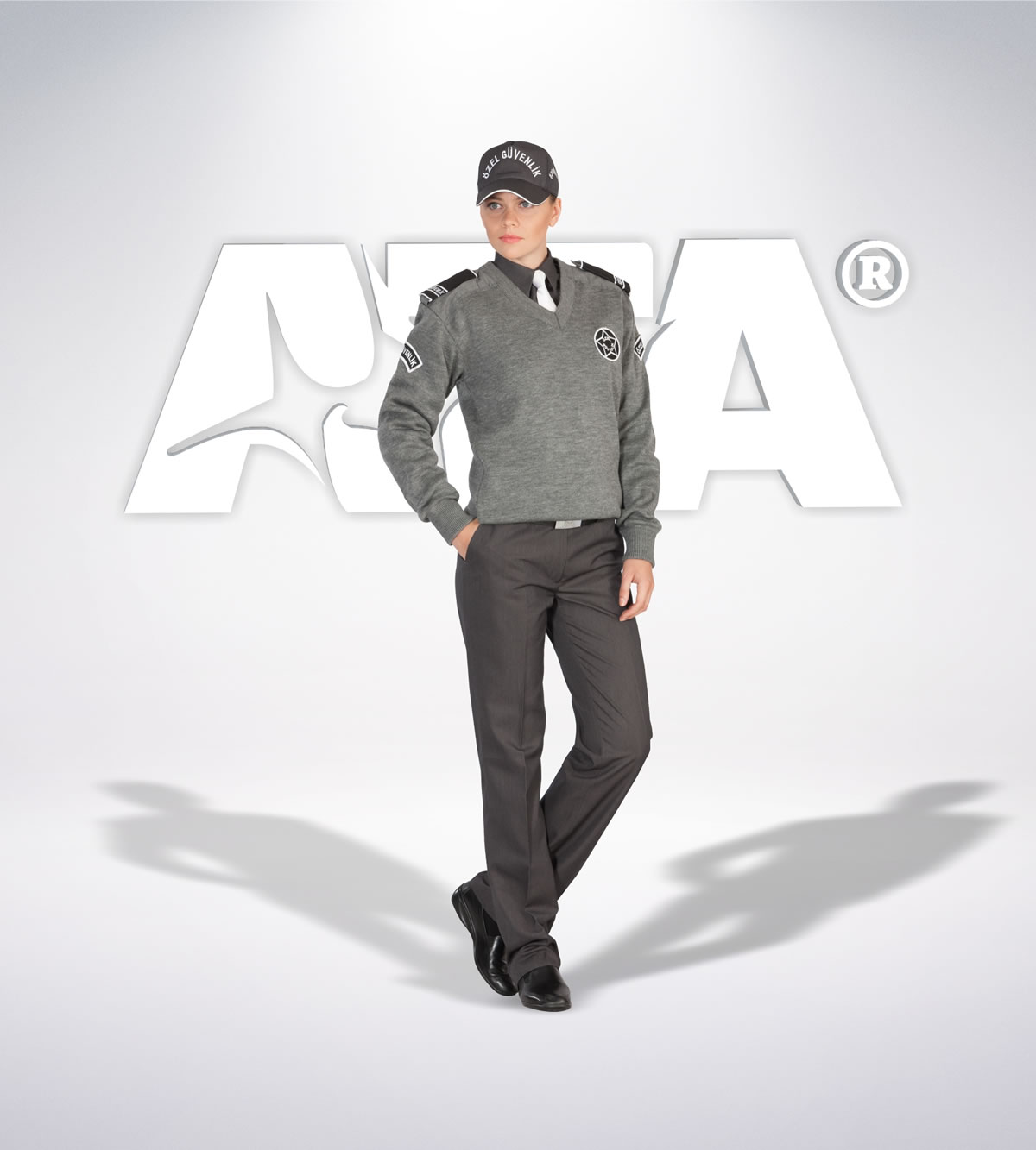 ATA 149 - Ribstop kumaş pantolon - ribstop gömlek - aksesuar - v yaka kazak - güvenlik elbiseleri | güvenlik üniformaları | güvenlik kıyafetleri