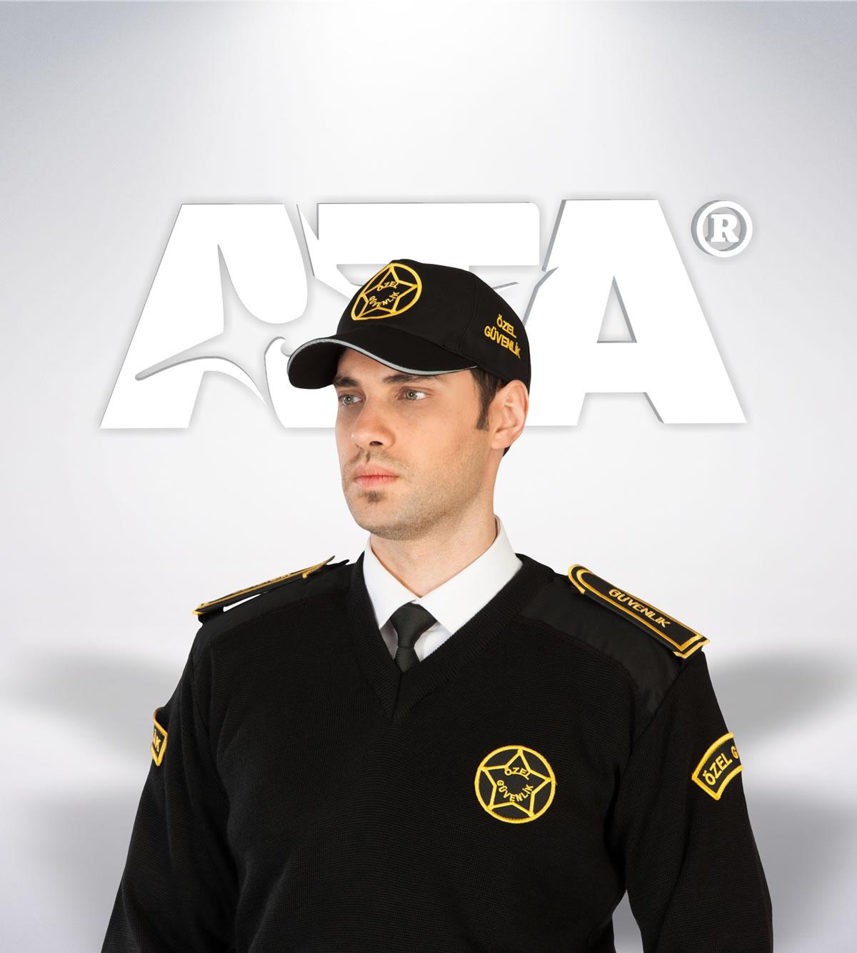 ATA 152 - V yaka kazak - aksesuar - güvenlik elbiseleri | güvenlik üniformaları | güvenlik kıyafetleri