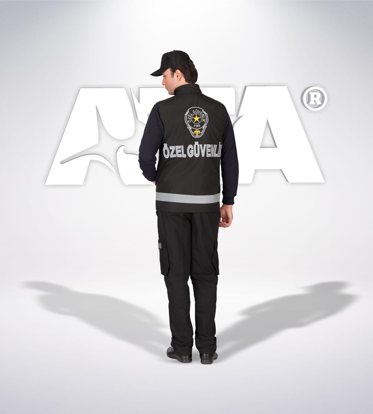 ATA 154 - Ribstop kumaş pantolon - reflektör yelek - aksesuar - güvenlik elbiseleri | güvenlik üniformaları | güvenlik kıyafetleri