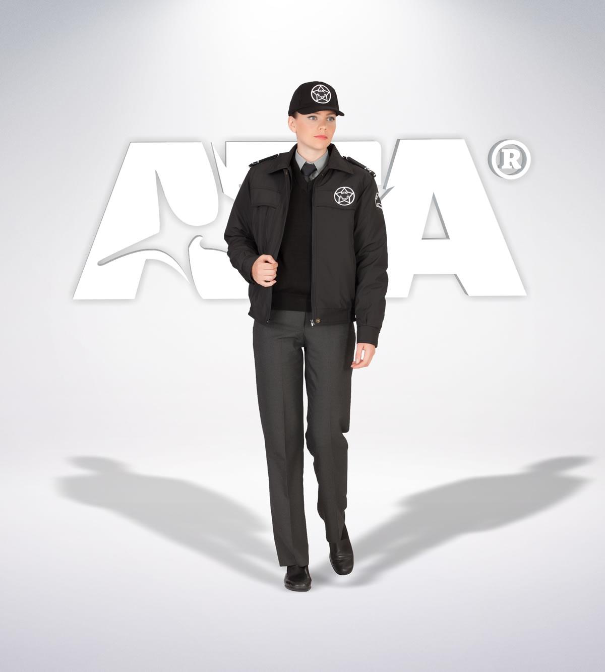 ATA 155 - ön - Pantolon kışlık -mont - aksesuar - güvenlik elbiseleri | güvenlik üniformaları | güvenlik kıyafetleri