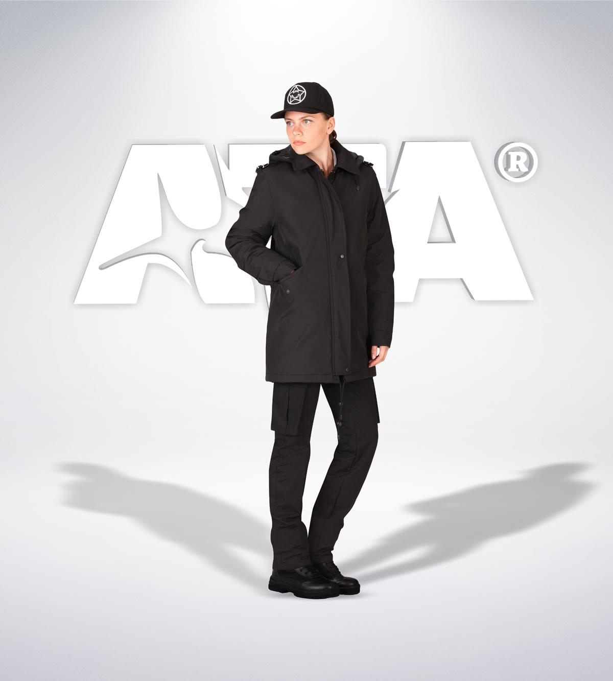 ATA 156 - ön - Pantolon kışlık - mont - reflektör-aksesuar - güvenlik elbiseleri | güvenlik üniformaları | güvenlik kıyafetleri