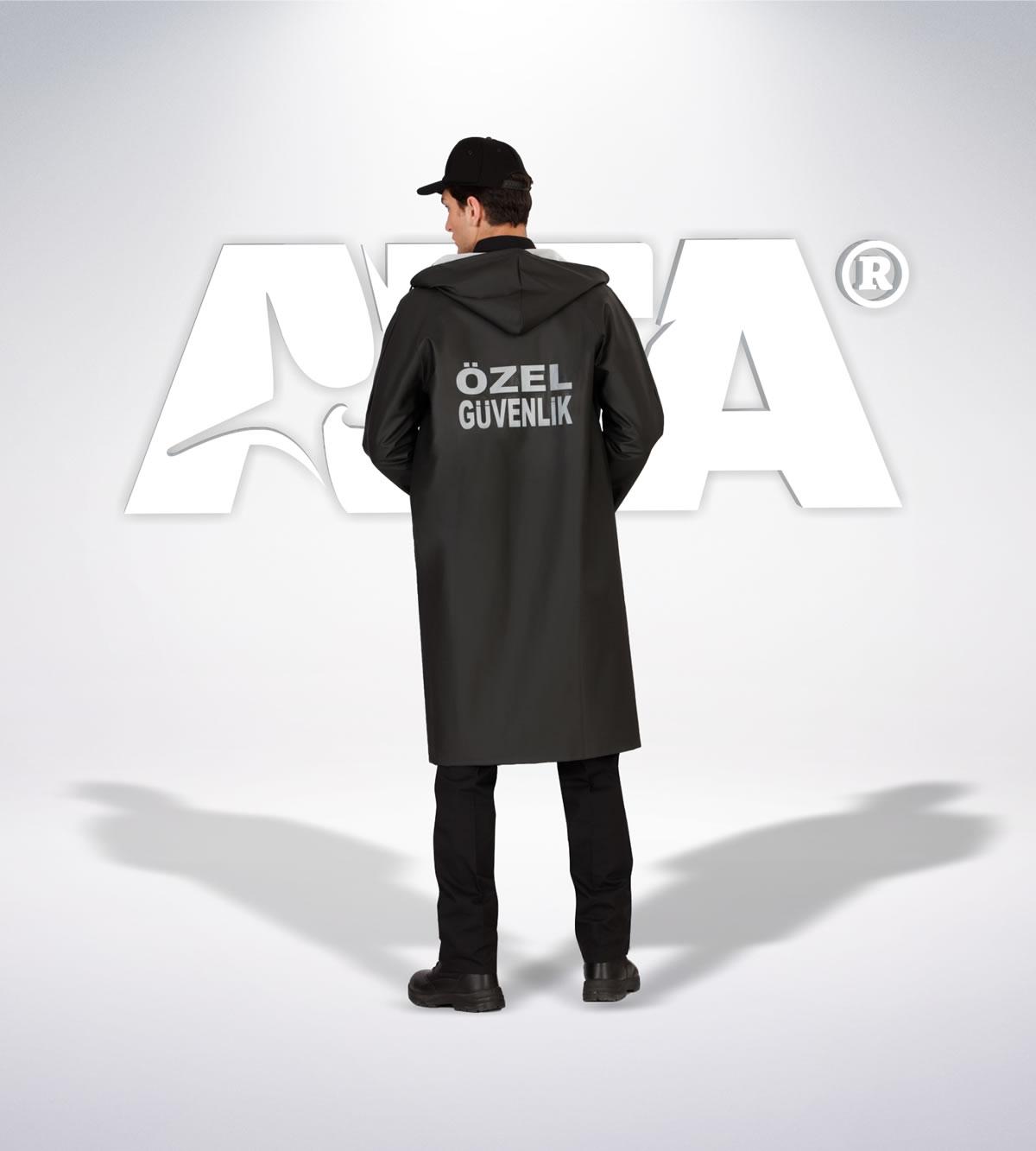 ATA 158 - Yagmurluk - güvenlik elbiseleri | güvenlik üniformaları | güvenlik kıyafetleri