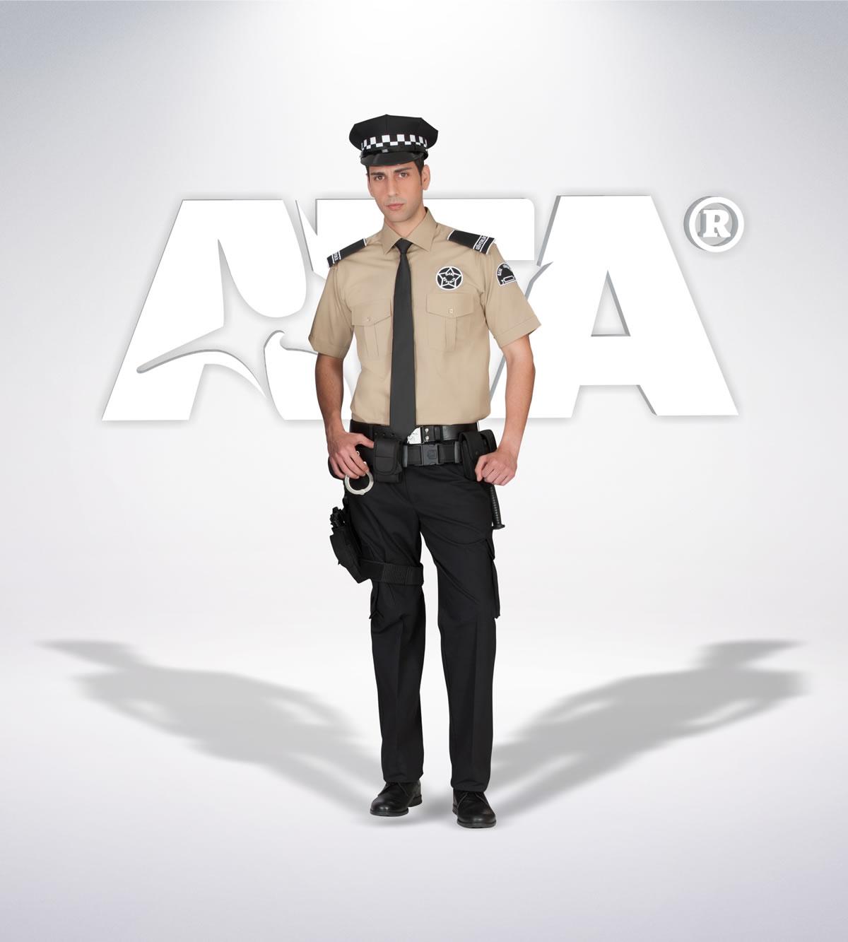 ATA 141 - Ribstop kumaş pantolon - gömlek yazlık-kışlık - aksesuar - güvenlik elbiseleri | güvenlik üniformaları | güvenlik kıyafetleri
