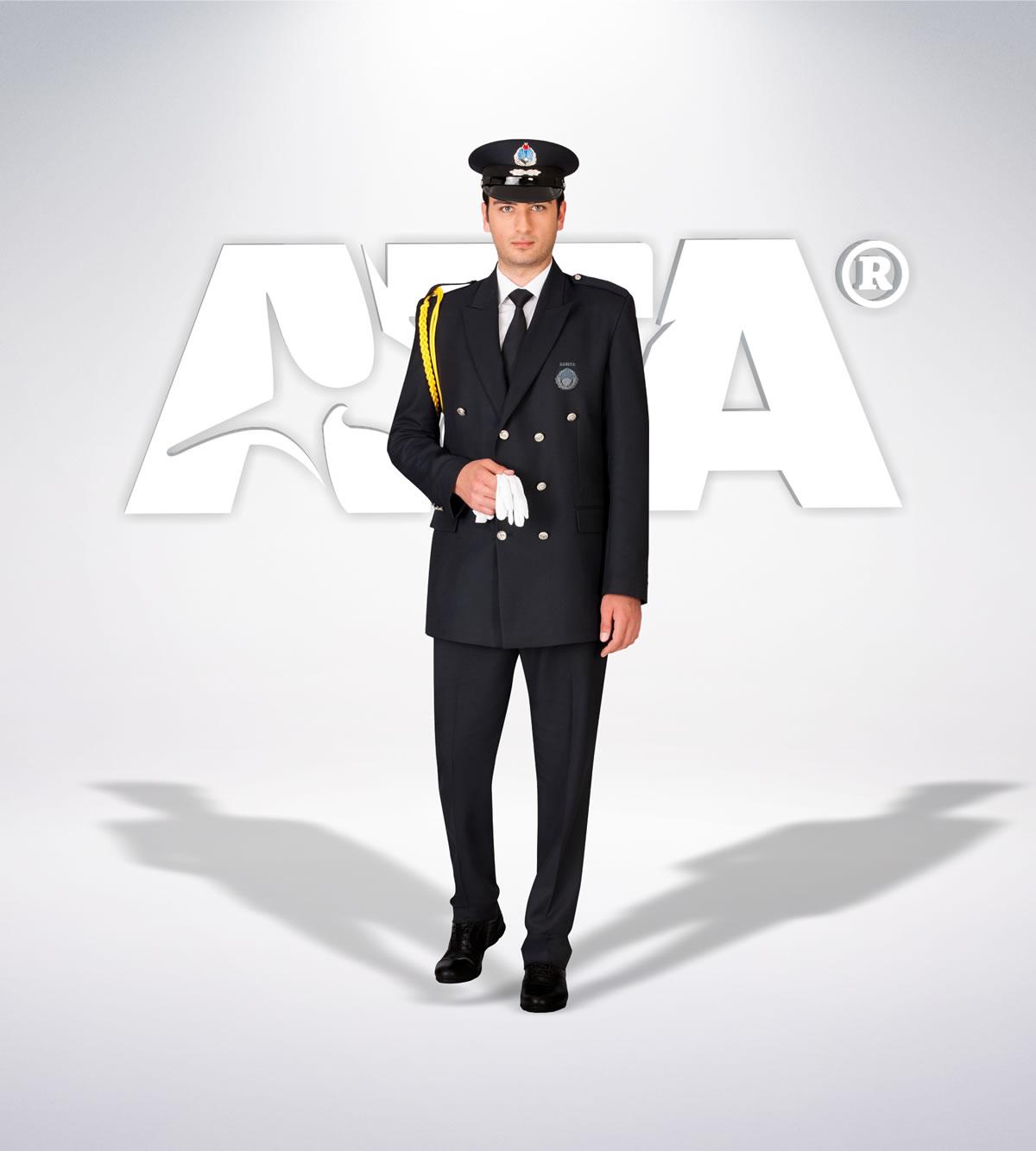 ATA 201 - Zabıta tören takımı - zabıta elbiseleri | zabıta üniformaları | zabıta kıyafetleri