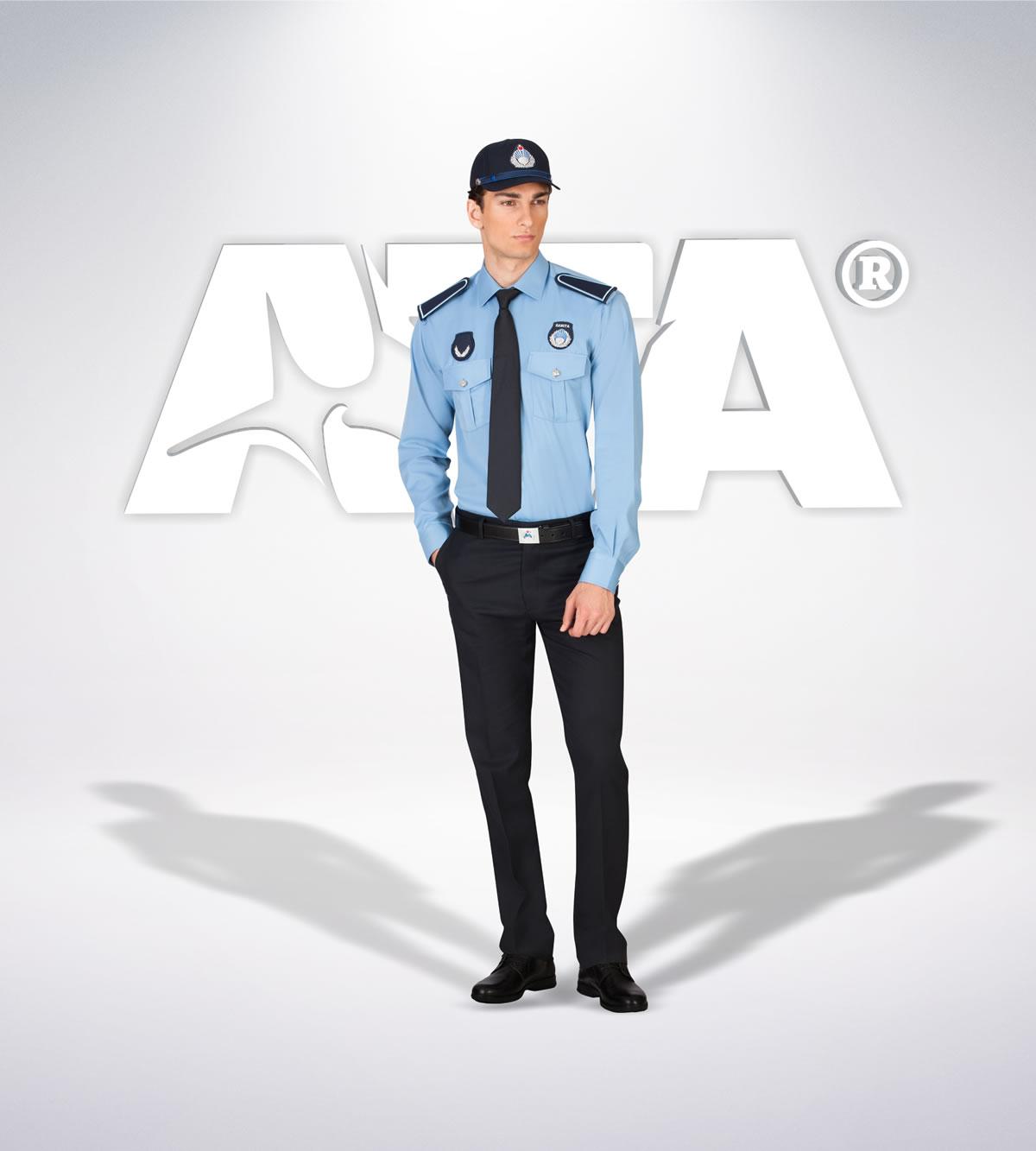 ATA 205 - Pantolon kışlık - gömlek yazlık kışlık - aksesuar - zabıta elbiseleri | zabıta üniformaları | zabıta kıyafetleri