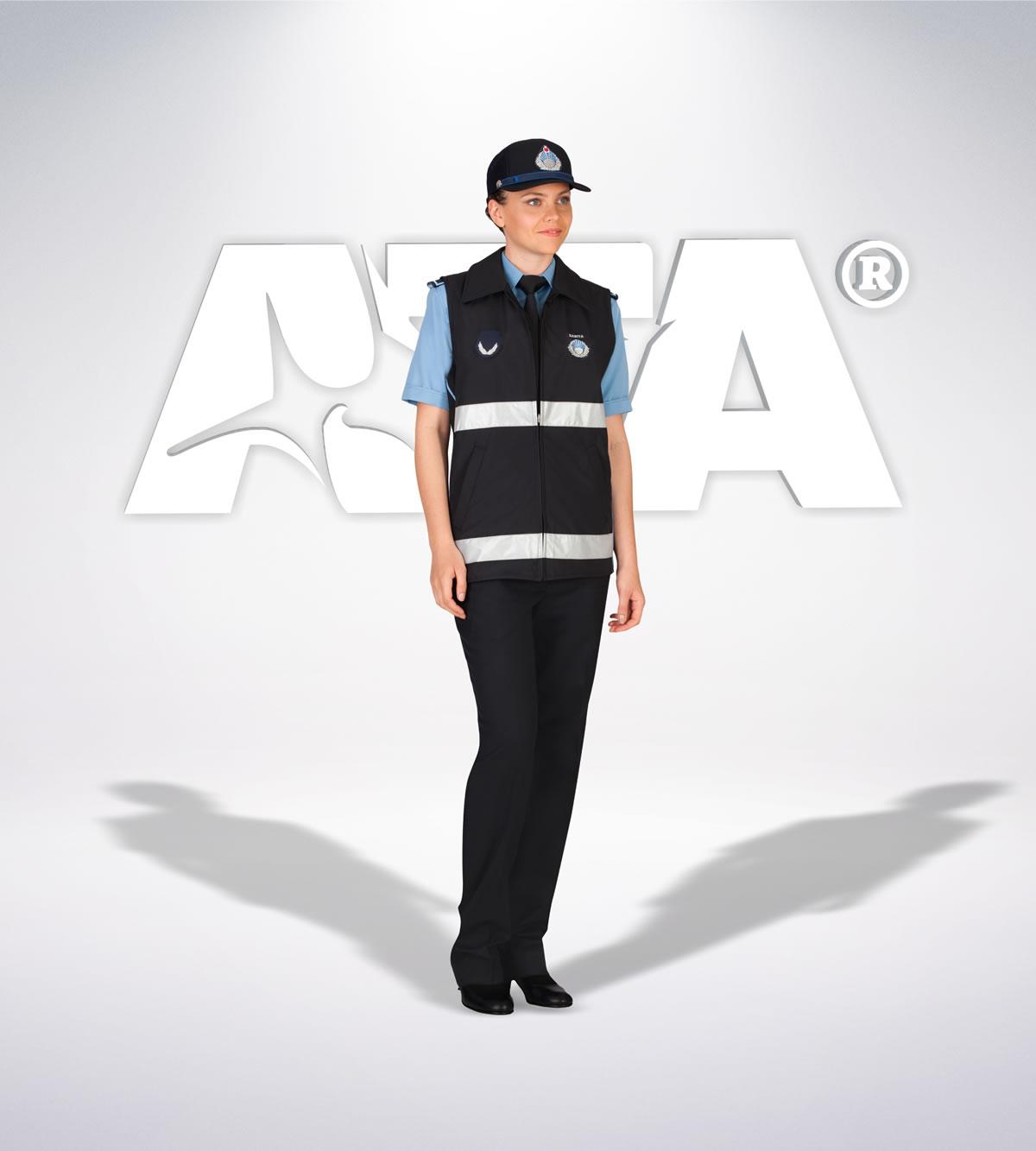 ATA 207 - ön - Pantolon yazlık -reflektör- yelek - aksesuar - zabıta elbiseleri | zabıta üniformaları | zabıta kıyafetleri
