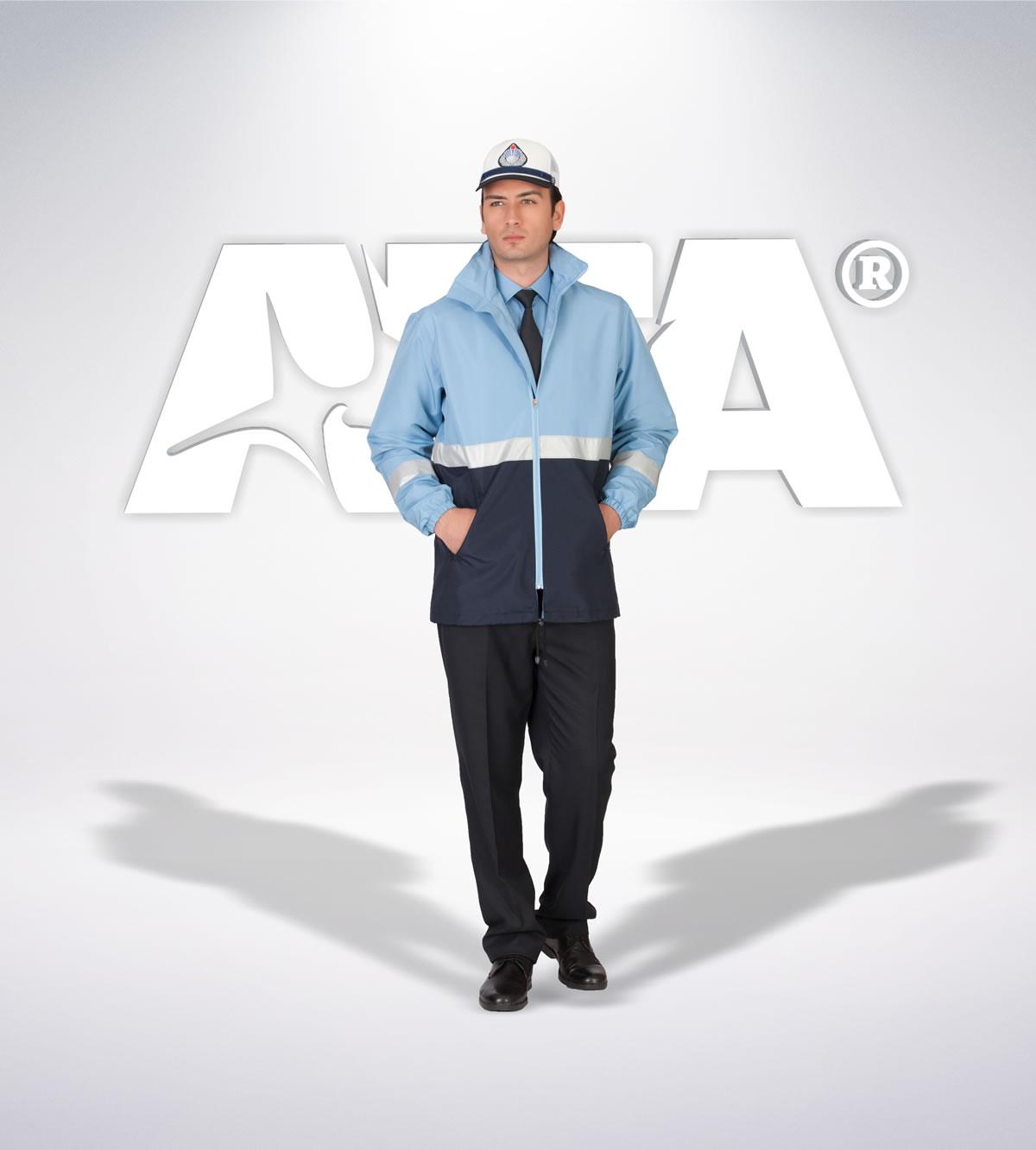 ATA 218 - ön - Pantolon kışlık - yagmurluk - aksesuar - zabıta elbiseleri | zabıta üniformaları | zabıta kıyafetleri