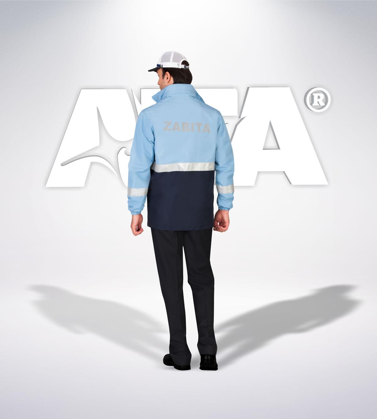 ATA 218 - arka - Pantolon kışlık - yagmurluk - aksesuar - zabıta elbiseleri | zabıta üniformaları | zabıta kıyafetleri