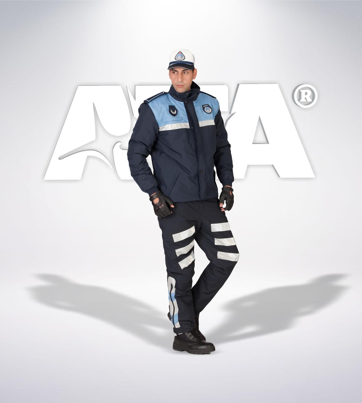 ATA 220 - Zabıta motorize takımı - zabıta elbiseleri | zabıta üniformaları | zabıta kıyafetleri