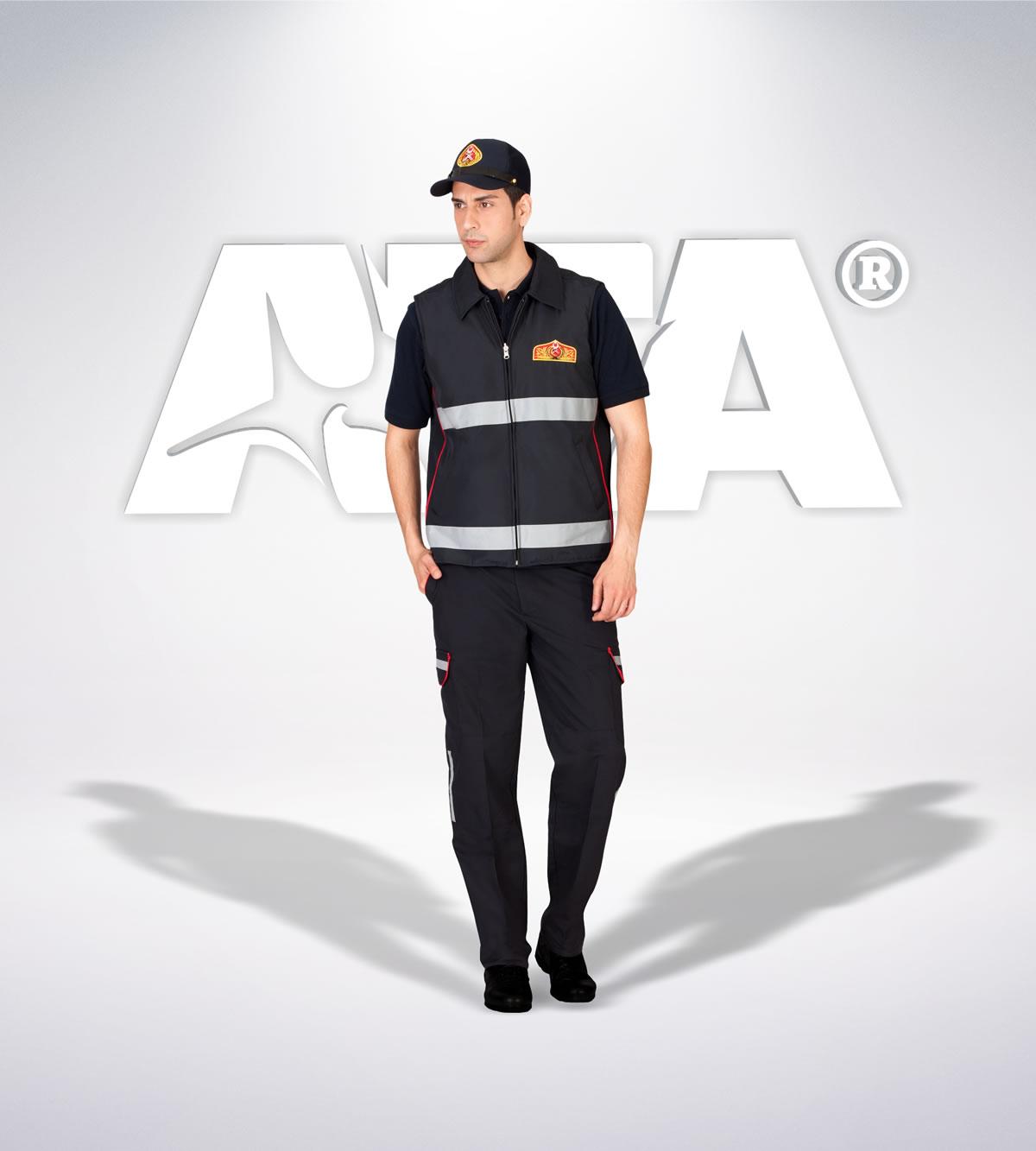 ATA 304 - Pantolon ribstop -reflektör- yelek - aksesuar - itfaiye elbiseleri | itfaiye üniformaları | itfaiye kıyafetleri