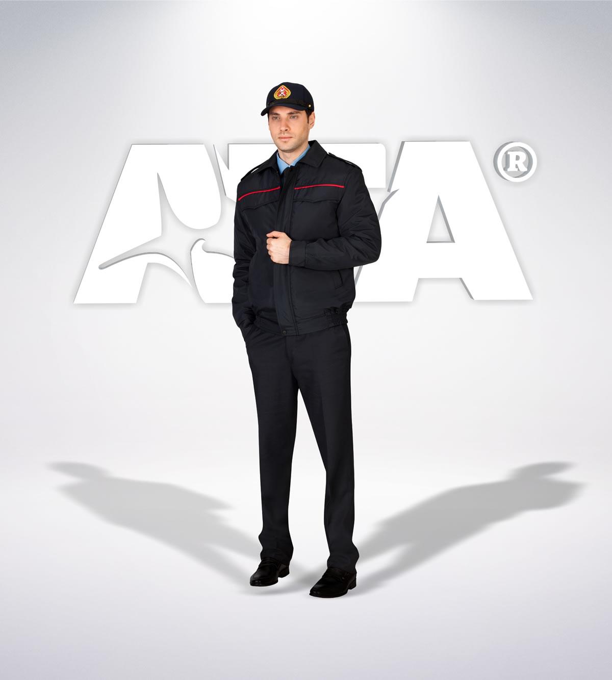ATA 311 - ön - Pantolon kışlık -mont-reflektör-aksesuar - itfaiye elbiseleri | itfaiye üniformaları | itfaiye kıyafetleri