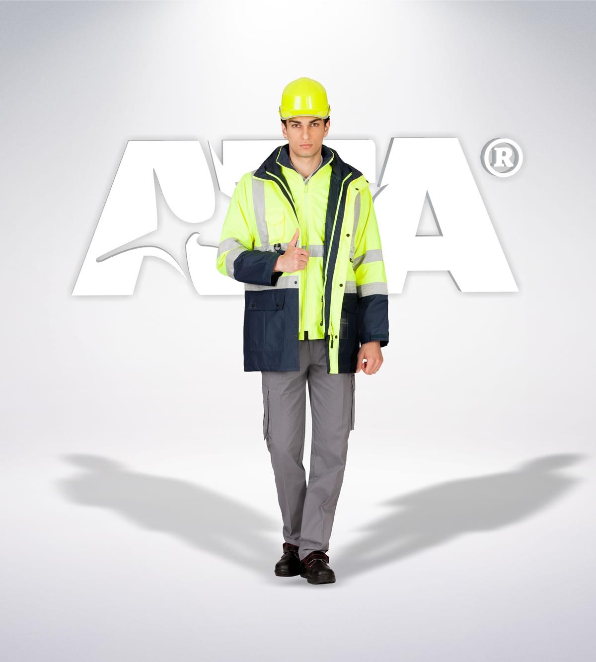 ATA 402 - iş elbiseleri | iş üniformaları | iş kıyafetleri