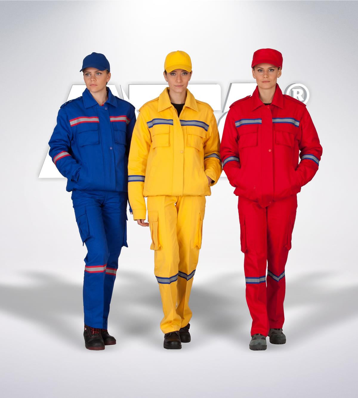 ATA 404-405-406 - iş elbiseleri | iş üniformaları | iş kıyafetleri