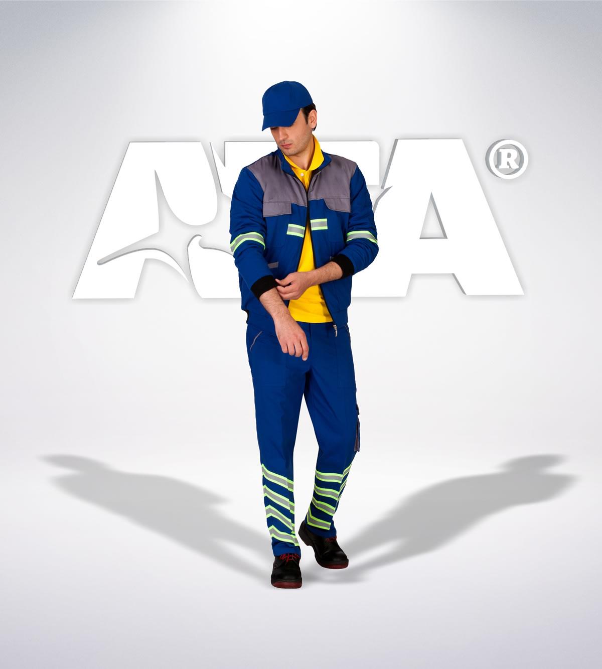 ATA 407 - iş elbiseleri | iş üniformaları | iş kıyafetleri