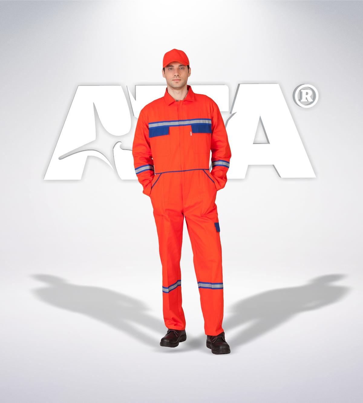 ATA 414 - iş elbiseleri | iş üniformaları | iş kıyafetleri