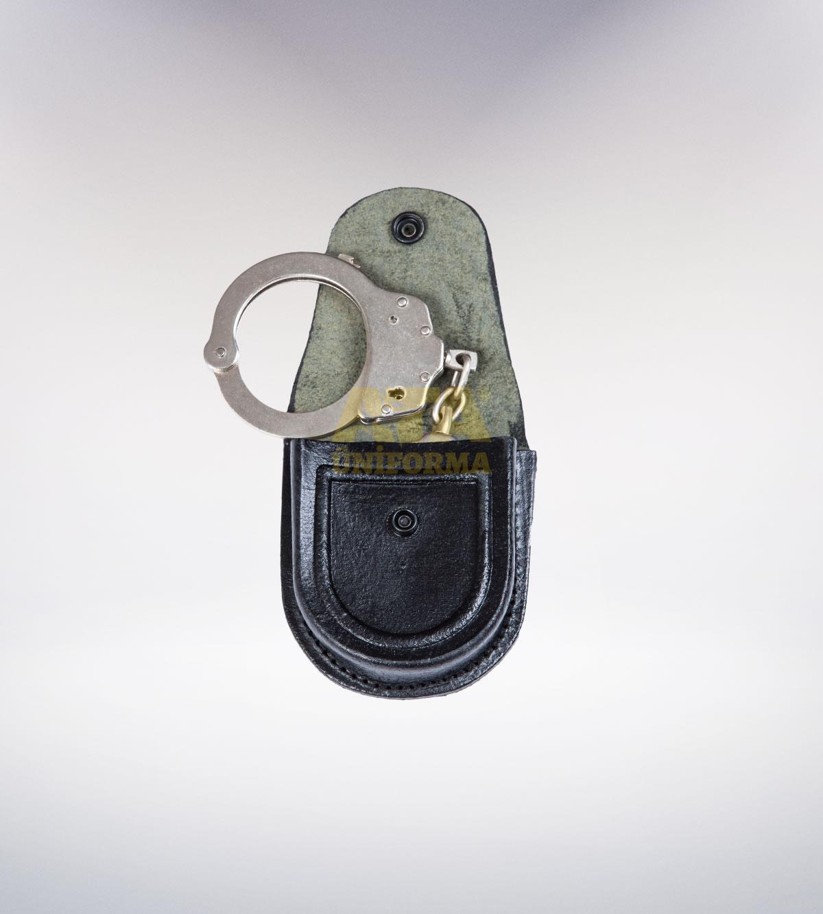 ATA-1126 Özel güvenlik deri kapalı kelepçe kılıfı - özel güvenlik elbiseleri | özel güvenlik üniformaları | özel güvenlik kıyafetleri