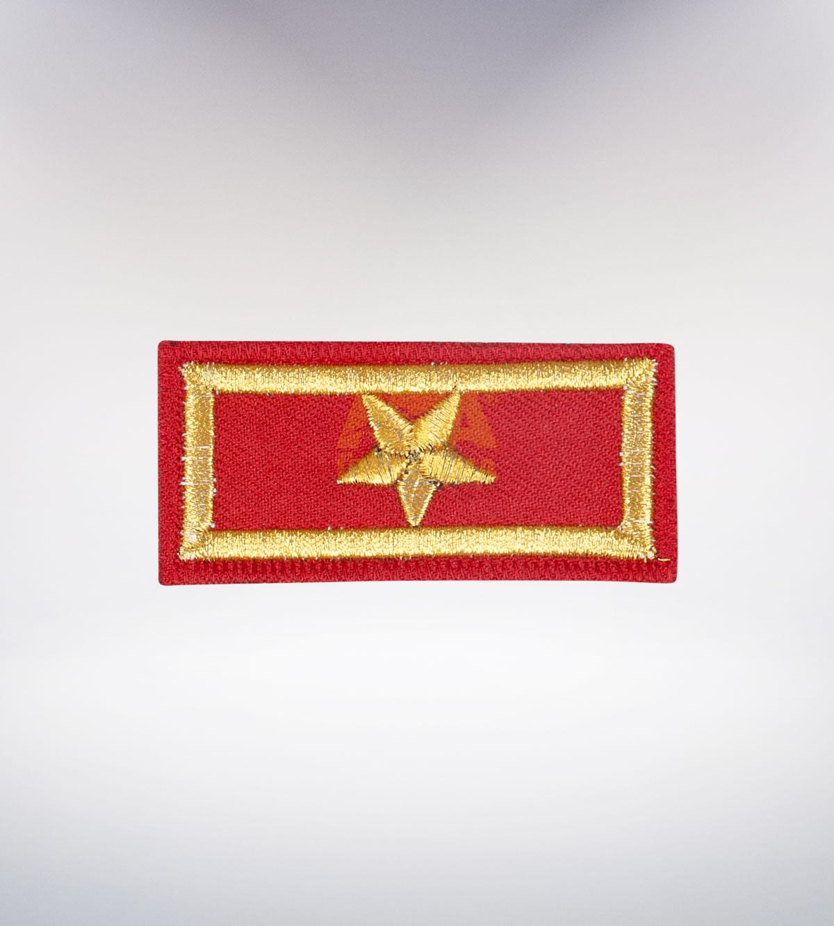 ATA-1027 İtfaiye nakışlı arma - itfaiye elbiseleri | itfaiye üniformaları | itfaiye kıyafetleri