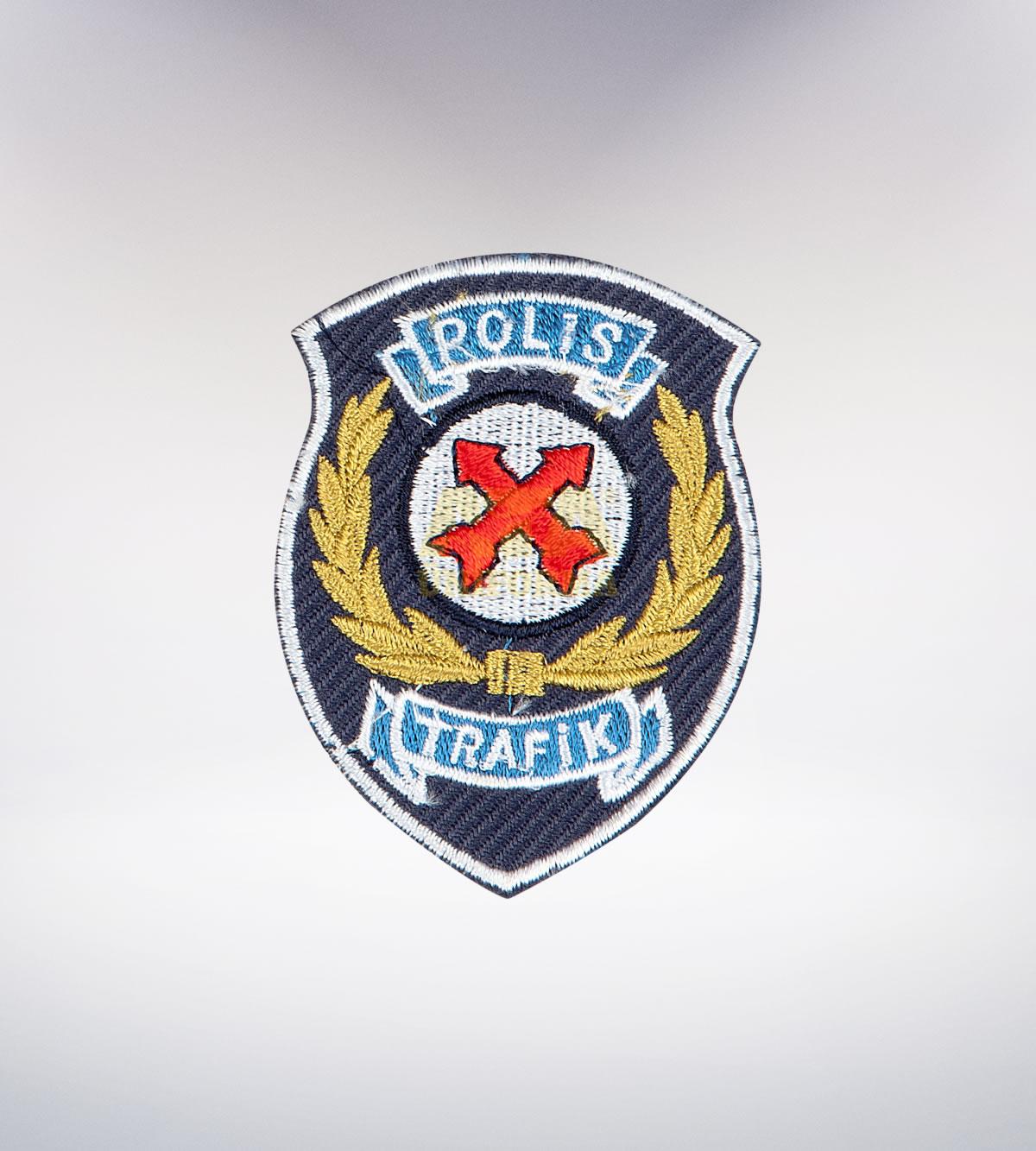 ATA-1036 Polis nakışlı arma - polis elbiseleri | polis üniformaları | polis kıyafetleri