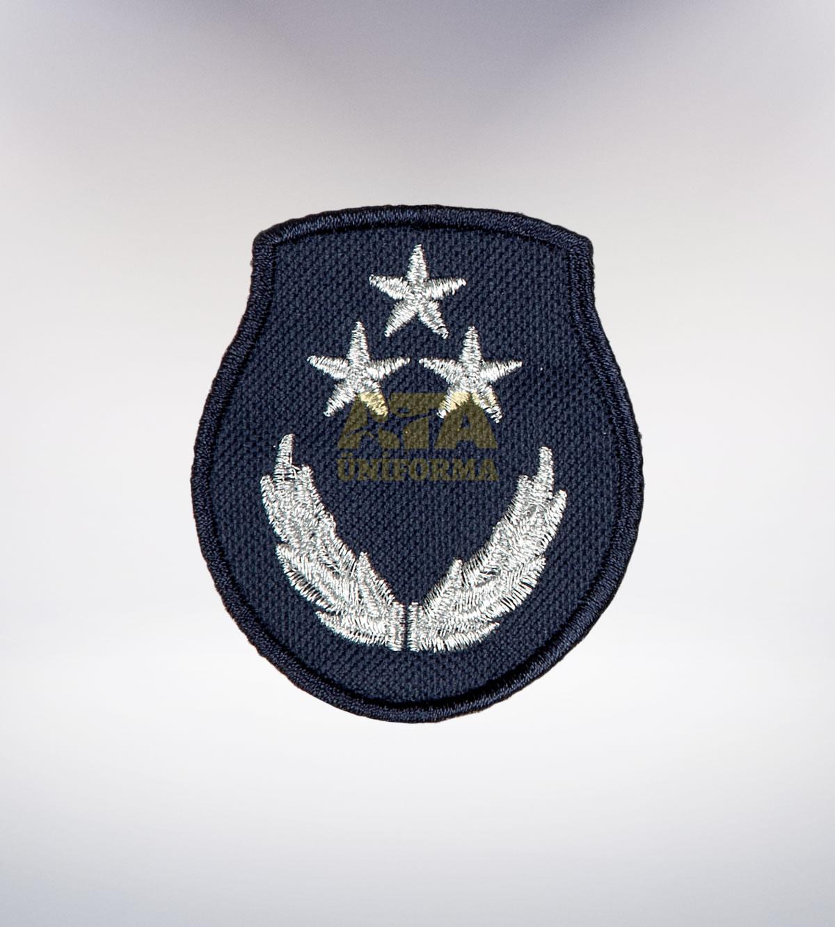 ATA-1043 Zabıta nakışlı arma - zabıta elbiseleri | zabıta üniformaları | zabıta kıyafetleri