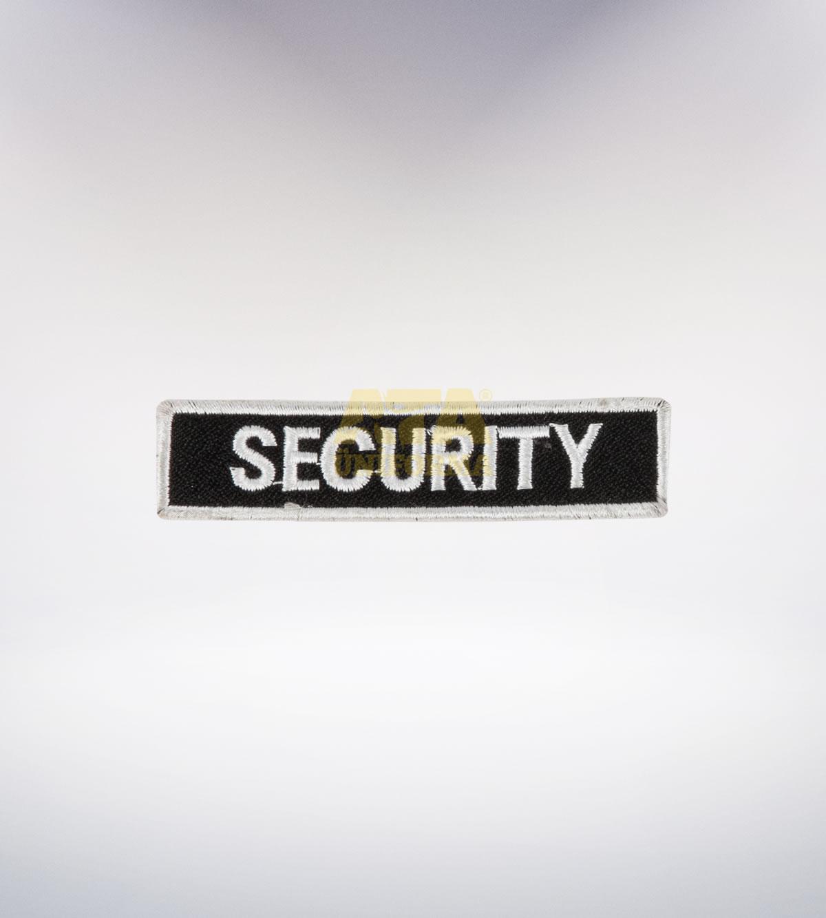 ATA-1053 Özel güvenlik nakışlı arma - güvenlik elbiseleri | güvenlik üniformaları | güvenlik kıyafetleri