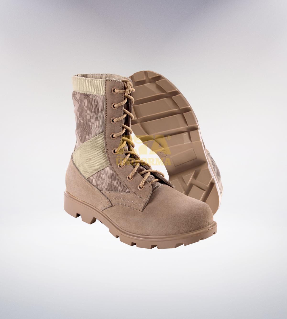 ATA-1057 Asker bot - Asker elbiseleri | Asker  üniformaları | Asker kıyafetleri