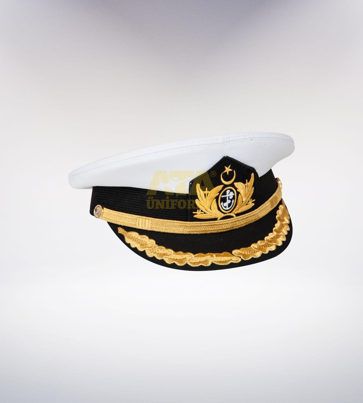 ATA-1097 Deniz tören şapka - deniz elbiseleri | deniz  üniformaları | deniz kıyafetleri