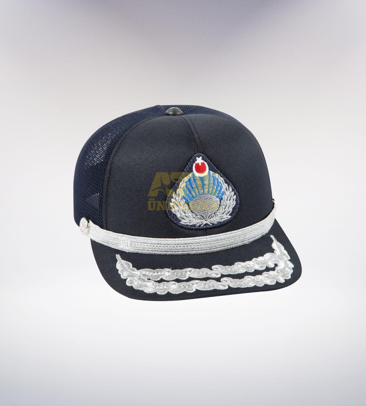 ATA-1103 Zabıta kepi - zabıta elbiseleri   zabıta üniformaları   zabıta kıyafetleri
