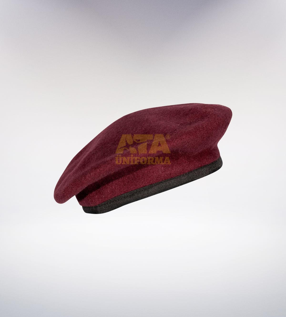 ATA-1109 Asker bere şapka  - asker elbiseleri | asker üniformaları | asker kıyafetleri