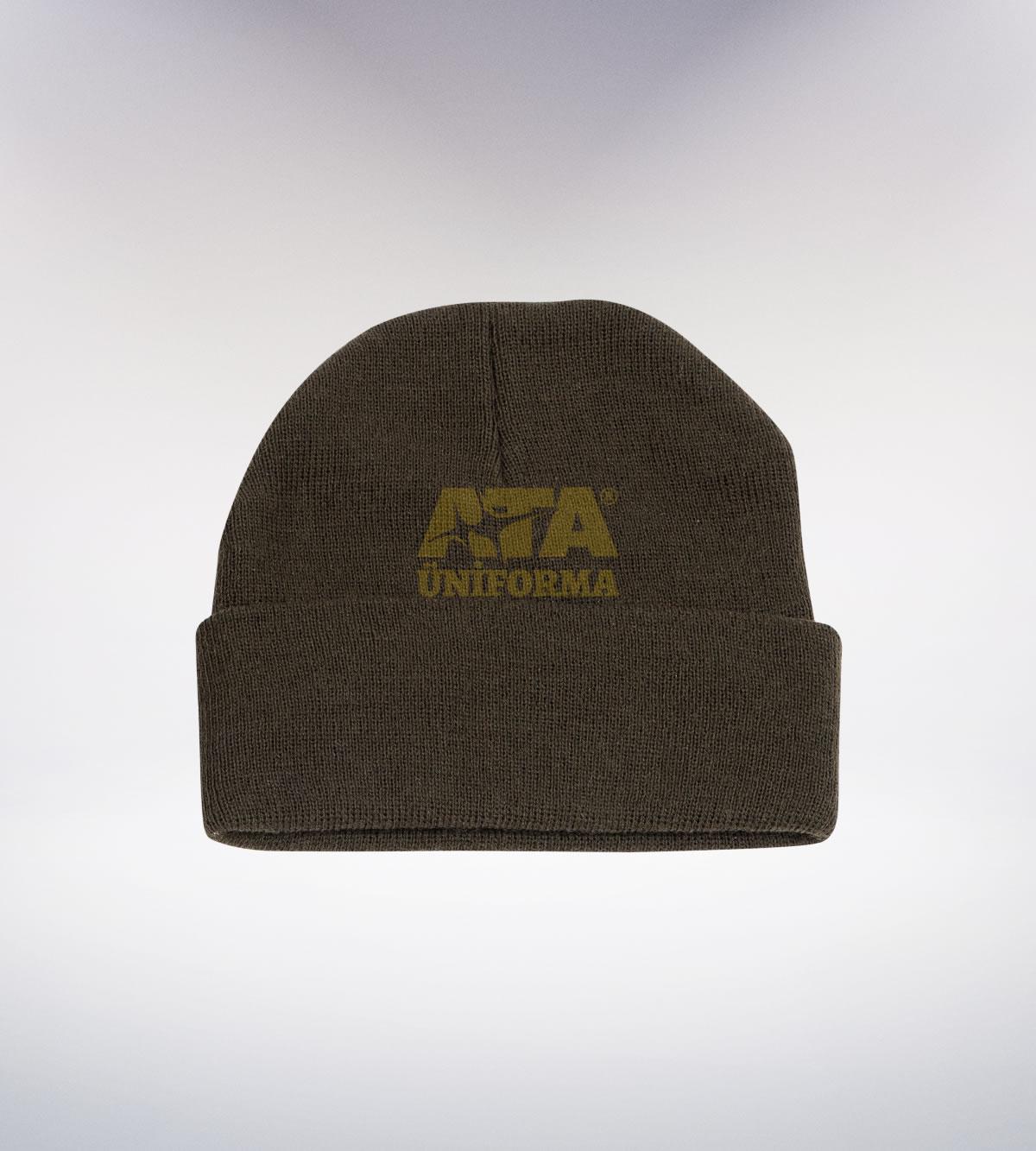 ATA-1112 Asker örgü şapka  - asker elbiseleri | asker üniformaları | asker kıyafetleri
