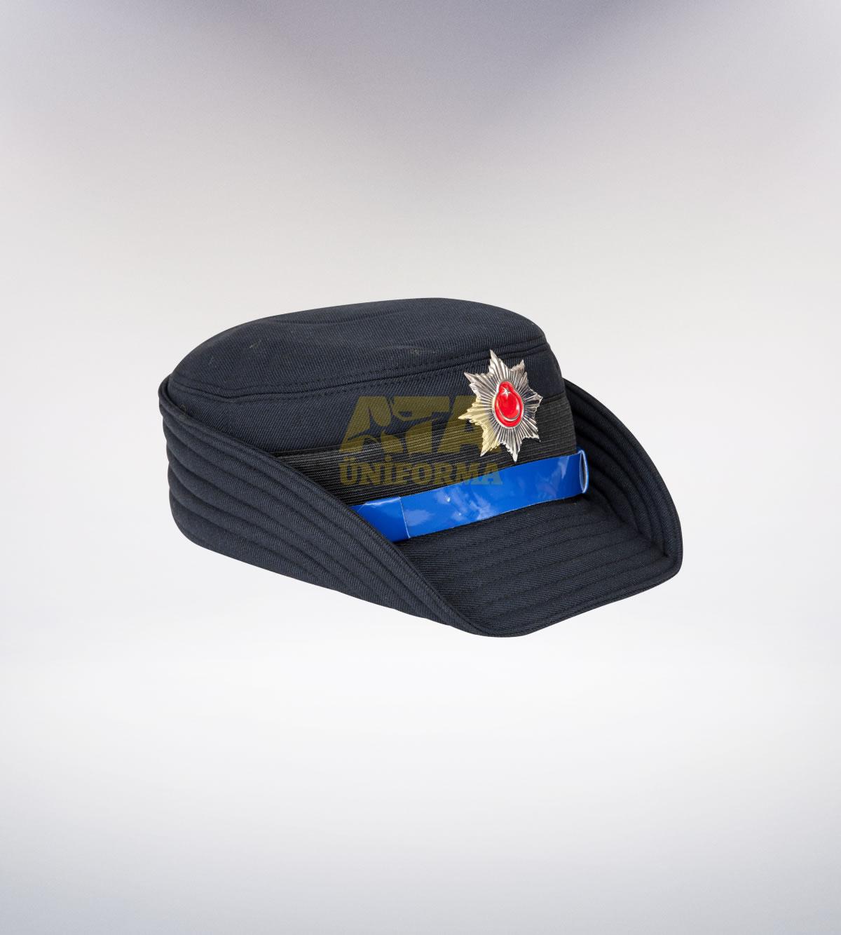 ATA-1118 Polis Tören Şapkası (Bayan) - polis elbiseleri | polis  üniformaları | polis kıyafetleri